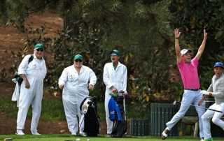 masters par 3 holes in one record set